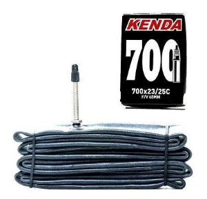 Câmara de Ar KENDA 700x23/25c c/ Válvula Presta 60mm