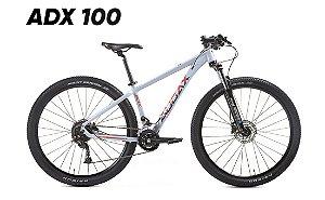 Bicicleta AUDAX ADX 100 Alivio 2X9 Aro-29 Cinza - Tam. 17