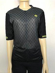 Camisa MARELLI Laser Champ Chumbo - Tam. G