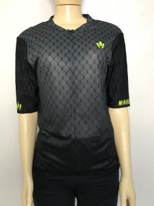 Camisa MARELLI Laser Champ Chumbo - Tam. M