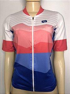 Camisa TEO Sublime Slim Nivel Rosa - Tam. G