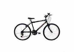 Bicicleta CAIRU Flash Aro 24 Preto