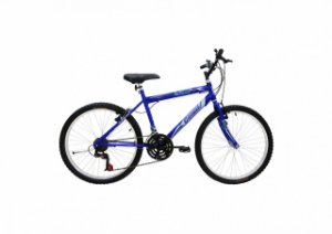 Bicicleta CAIRU Flash Aro 24 Azul