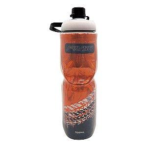 Garrafa Termica FIV5R Transparente Laranja - 700ml
