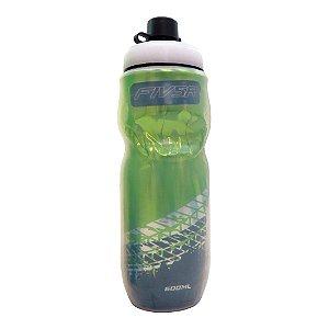 Garrafa Termica FIV5R Transparente Verde - 600ml
