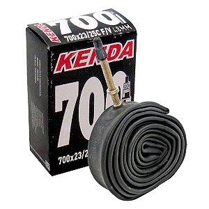 Câmara 700x25 KENDA c/ Válvula Presta 48mm