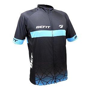 Camisa BEFIT Faixa Azul - Tam. M