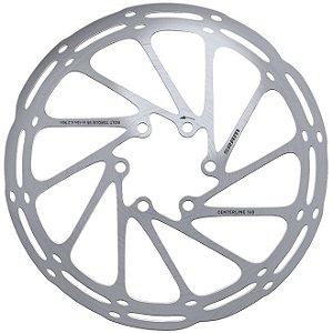 Disco de Freio SRAM Centerline Prata 160mm - UN