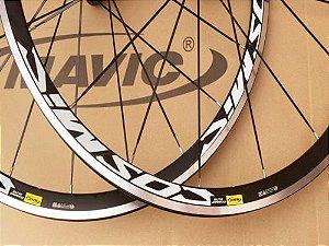 Rodas Mavic Cosmic Elite Clincher 700c F&r Wheels Rodas 2 unidades - Ciclismo de estrada