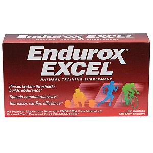 ENDUROX Excel 60 Caps (2 Pacote) resistência resistência Booster By PacificHealth Labs