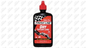 Lubrificante Linha de teflon seco - Finish Line - 120ml