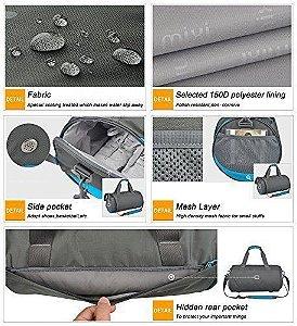 Bolsa Trendsetter Carry - Bolsas de treinamento - Azul TAM. M -  Perfeita para ciclistas