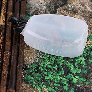 Garrafa De Água Para Bolsa De Cintura 250ml Portátil Pe/pp, Corrida E Esportes