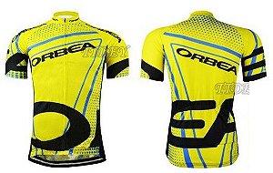 Camisa de Jersey manga curta bike ciclismo - Orbea - Tam. G