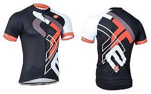 Camisa de Jersey manga curta bike ciclismo - Castelli - Tam. G