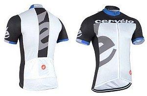 Camisa de Jersey manga curta bike ciclismo - Cervélo - Tam. G