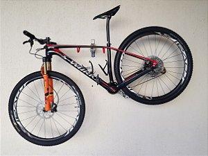 Bicicleta MTB S-WORKS Stumpjumper 8,90kg (semi-novo) - Grupos XX1, rodas carbono, Suspa FOX Kashima