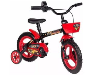 Bicicleta infantil aro 12 Hot Styll