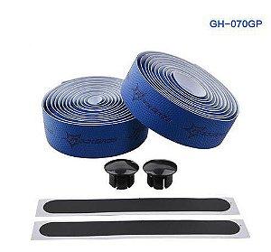 Fita de Guidão ROCKBROS- Azul GH-070GP (Par)