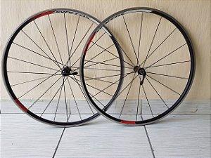 Rodas Syncros 700c Tubeless - Par (Usada)