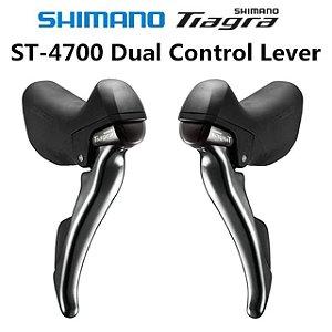 Alavanca/Passador Shimano Tiagra ST-4700 2 x 10 velocidades  (Par)