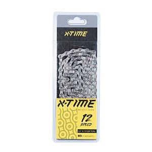 Corrente de Bicicleta X-TIME 12V