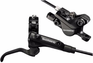 USADO - Kit Trocador Shimano Deore + Freio Hidráulico Shimano