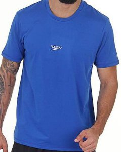 Camisa Masculina SPEEDO Basic Stretch Royal - TAM. GG