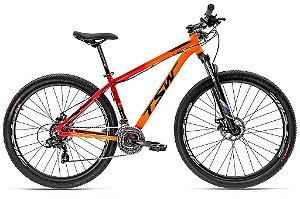 Bicicleta TSW Ride Aro 29/21V Laranja /Vermelho - TAM. 15,5