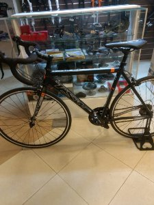 Bicicleta TSW Speed TR-30 700c  preto/cinza - TAM 54  - USADO