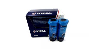 Estojo de Remendo VIPAL EV-01 Com 12 Unidades