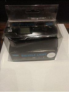 Farol USB JWS Velocimetro Sirene