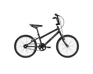 Bicicleta Infantil CALOI Expert 2020 Aro 20 Preto