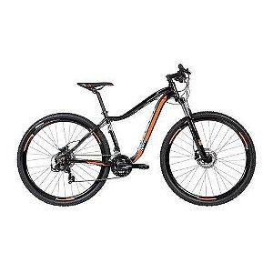 Bicicleta CALOI Kaiena Sport Aro 29/21V Preto/Amarelo 2020 - Tam. M