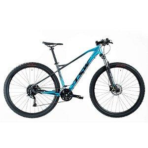 Bicicleta TSW Stamina Aro 29/27V Azul/Cinza - Tam. M