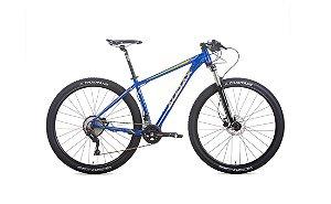 Bicicleta AUDAX Havok ADX 400 Aro 29/ 20v Azul/Amarelo - Tam. 17