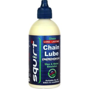 Lubrificante para corrente SQUIRT Long Lasting Dry Lube