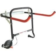 Transbike METAL LINI p/ 2 Bikes Modelo II - Preto/ Laranja