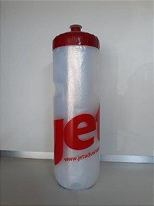 Caramanhola JET 500ml Pró-Térmica - Transparente/ Vermelha
