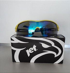 Óculos JET Hornet Amarelo/ Azul