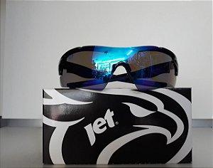 Óculos JET Matrix Preto/ Azul