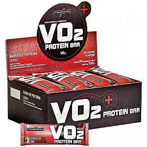 Barra de Proteina INTEGRAL MEDICA VO2 Chocolate - UN