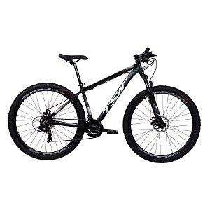 Bicicleta TSW Ride Aro 29/21V Preto/ Cinza  - Tam. 15,5