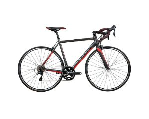 Bicicleta CALOI Strada Racing 2019 Shimano Tiagra - Tam. 54 - Cinza/ Vermelho