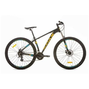Bicicleta AUDAX Havok NX Aro 29/ 24V Preto Fosco - Tam. 15