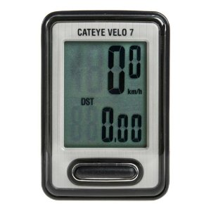 Velocimetro CATEYE Digital 7F Velo 7 Preto