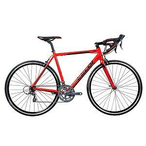 Bicicleta CALOI Strada 700C/16V - Vermelho  - TAM. 54