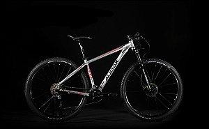 Bicicleta AUDAX ADX 200 Aro 29/ 18V Prata -  Tam. 17