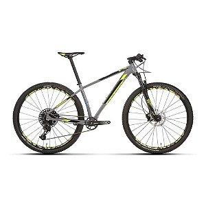 Bicicleta SENSE Impact  SL 2020 Aro 29/ 12V  Amarelo/Cinza - Tam. 17