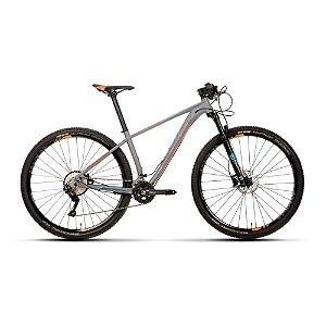 Bicleta SENSE Intensa Pro 2020 Laranja/Azul -  Tam. 17